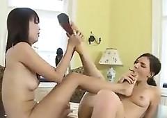 Young Lesbians Go..