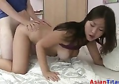 Sex-crazed Asian Latitudinarian..