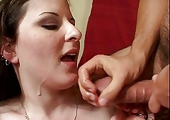 Hot sizzling gripe shagging a..
