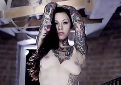Gothic;Tattoos