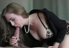 Marketable housewife anal..