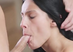 Yoga Teen Gets Anal..